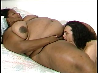 Bodacious SSBBW is a nice cock worshipper and she's got a sweet pussy