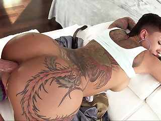 The big ass is perfect be fitting of anal