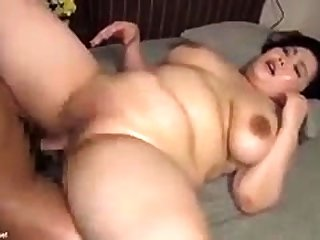 Asian BBW Pornstar Kelly Shibari All round The brush First Hardcore Scene