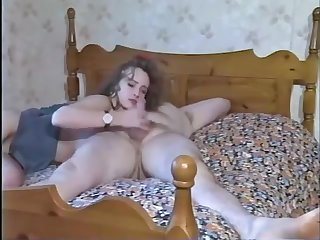 Fruit blowjob sex videos compilation with hot retro porn models