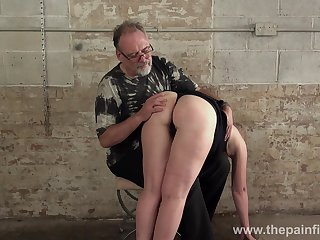 Torrid real whore Lolani is made be advisable for BDSM and hard ass spanking