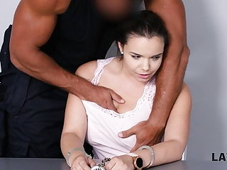 LAW4k. Chick steals wallets in the park with an increment of gets fucked for