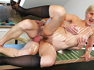 83 time eon old mom fucked by stepson