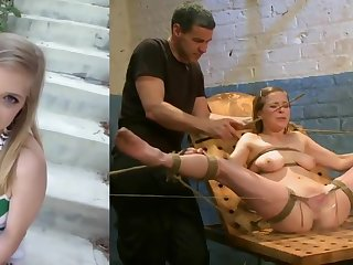 Penny Pax Water BDSM