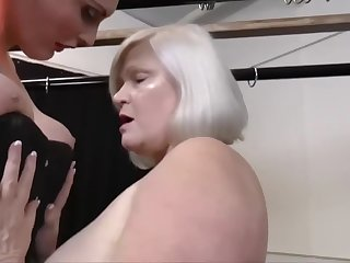 LACEYSTARR - Mother and Stepdaughter Haunted