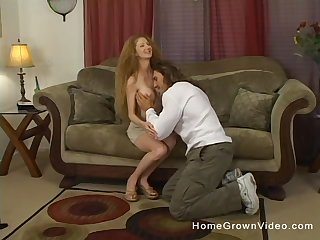 Sponger with steel dick shows this busty doll proper sexual intercourse