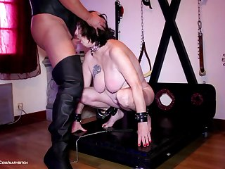 Punished & Humiliated Whore Pt1 - TacAmateurs