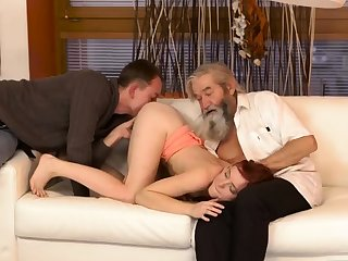 Blonde deep anal hd and mature papa bear xxx Sheer