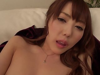 Asian Dildo Makeshornyrei Furuses Girlfriend