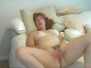 This mature slut loves going solo and I'd be trying almost break my cock off with respect to her