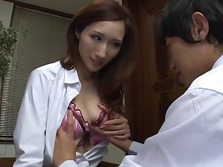 PPPD-340 My Girlfriend's Elder Sister Tempted Me With The brush Big Tits And The brush Willingness To Take My