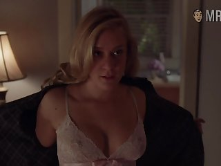 Juicy titties belonged to charming Chloë Sevigny are flashed