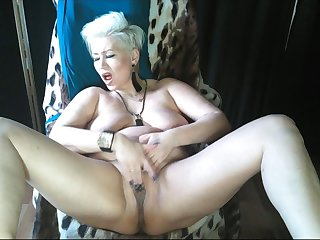 Matured slut AimeeParadise is the Brass hats of bitch orgasms .!.