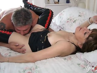 AgedLovE Animalistic Innings around Lusty Mature Lady