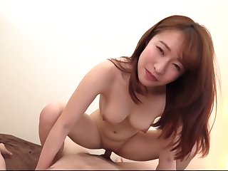 FC2PPV-1460748 20yo pulchritudinous breasts nice ass! G easy touch