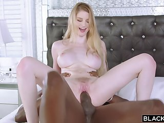 Bunny Colby - CREAMPIED BY BBC [1080p]